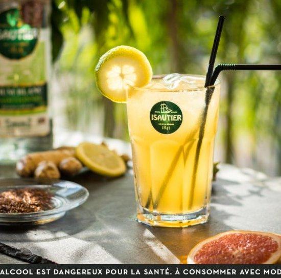 COCKTAIL : LE ROOIBOS ICED TEA