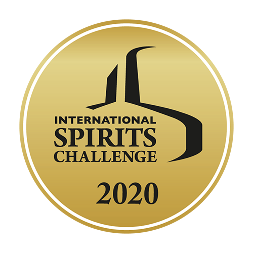 Récompenses International Spirits Challenge Gold 2020