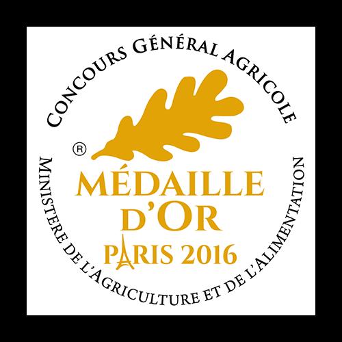 Récompense CGA médaille d
