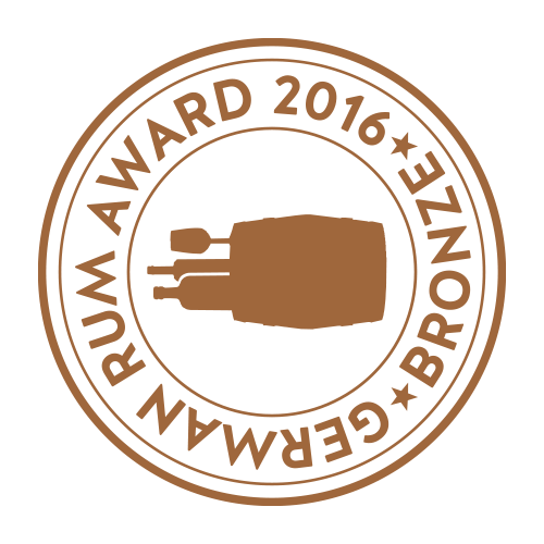 Récompense German Rum Awards bronze 2016