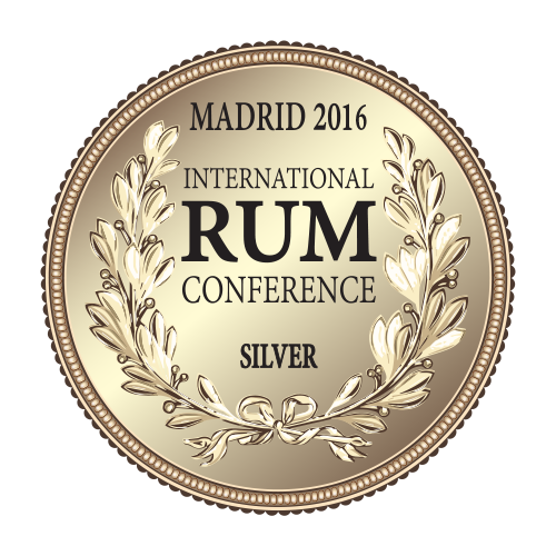 Récompenses International Rum Conference Silver Madrid 2016