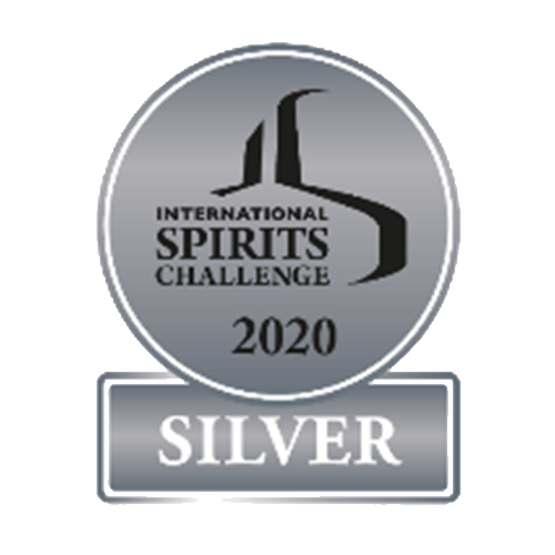 Récompenses International Spirits Challenge silver 2020