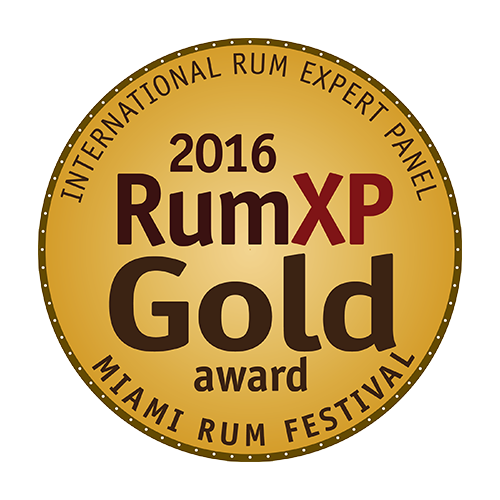 Récompense Rum XP gold 2016