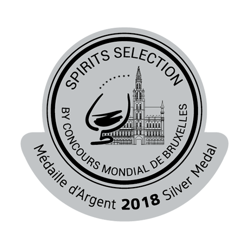 Récompense Spirits Selection silver 2018