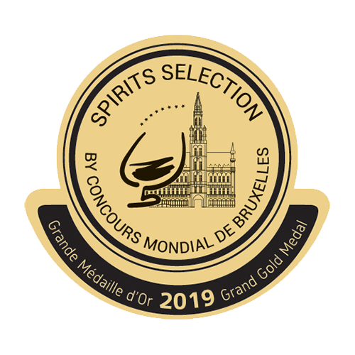 Récompenses Spirits Selection Grand Gold Medal 2019