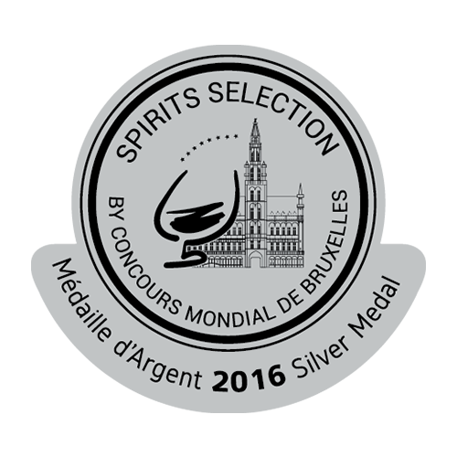 Récompenses Spirits Selection Silver 2016