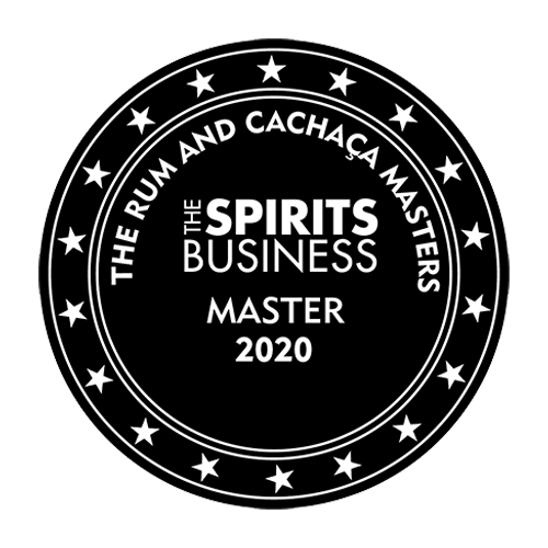 Récompense The Rum and Cachaça Master 2020