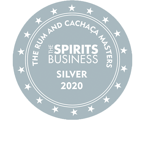 Récompenses The Rum and Cachaça Silver 2020