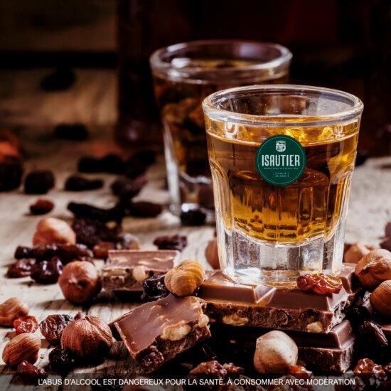 Arrangés Isautier et chocolat : un manège de saveurs
