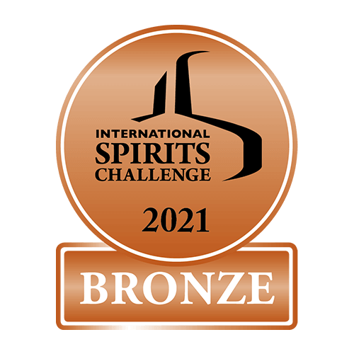 Récompense International Spirits Challenge Bronze 2021