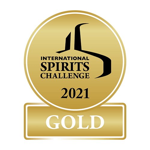 Récompense International Spirits Challenge Gold 2021