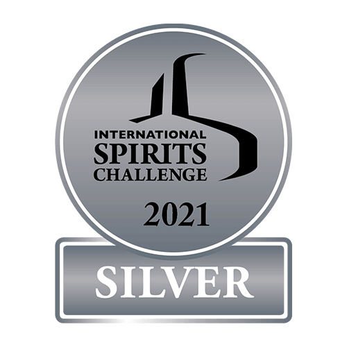 Récompense International Spirits Challenge Silver 2021