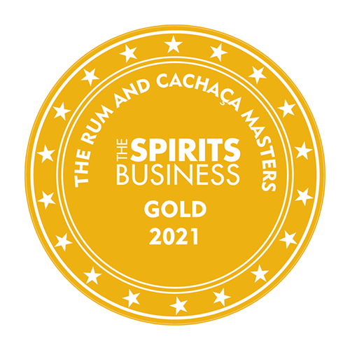 Récompense The Spirits Business gold 2021