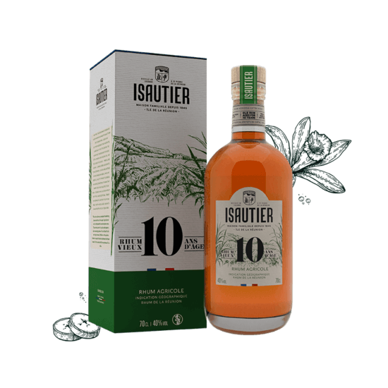 10 year old rum
