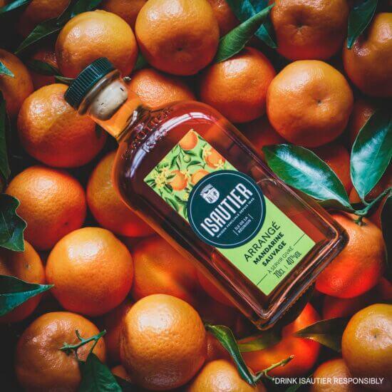 New: The Isautier Arrangé Range is Expanding with the Arrangé Wild Mandarin