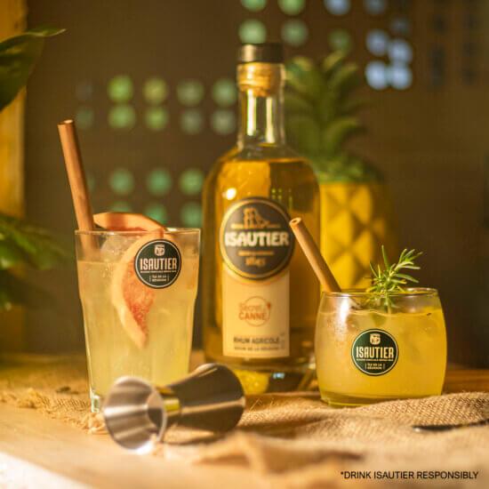 2 Cocktails with 1 Secret: our ideas for cocktails with Secret de Canne